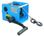 DOSTAWA GRATIS! 4498731 Ręczny wciągnik linowy z przekładnią zębatą Tractel® CAROL™ TR2000 (bez liny, udźwig: 2000 kg)