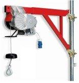 DOSTAWA GRATIS! 55547198 Wciągarka budowlana elektryczna (udźwig: 200 kg, długość liny: 25m)