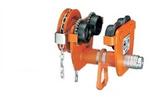 DOSTAWA GRATIS! 85068221 Wózek jezdny ręczny z napędem łancuchowym (udźwig: 2 T, wysokość podnoszenia: 3 m)