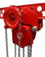 DOSTAWA GRATIS! 9588159 Wciągnik łańcuchowy przejezdny (udźwig: 3,2 T)