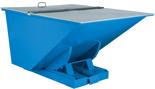 DOSTAWA GRATIS! 99724693 Płaska pokrywa do pojemnika wychylnego GermanTech Tippo 1600