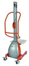 DOSTAWA GRATIS! 99724810 Wózek podnośnikowy z podestem elektryczny GermanTech LV-150 (max wysokość: 1550 mm, udźwig: 150 kg)