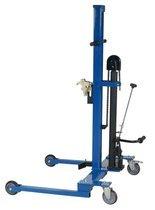 DOSTAWA GRATIS! 99724855 Wózek podnośnikowy ręczny do beczek GermanTech FL 300 AH (udźwig: 300 kg)