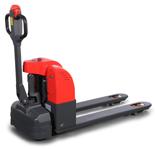 DOSTAWA GRATIS! 99746689 Wózek paletowy elektryczny GermanTech EPT15W (udźwig: 1500 kg, długość wideł: 1150 mm)