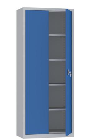 00141963 Szafa biurowa, 2 drzwi (wymiary: 1950x800x400 mm)