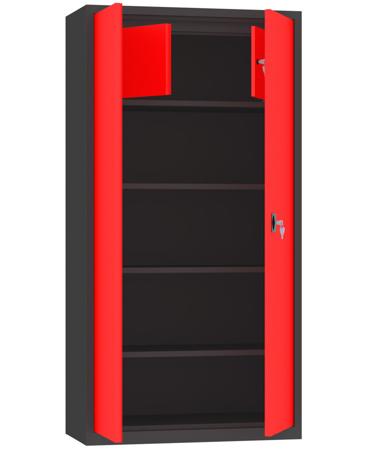 00141975 Szafa biurowa, 2 drzwi (wymiary: 1950x1000x500 mm)