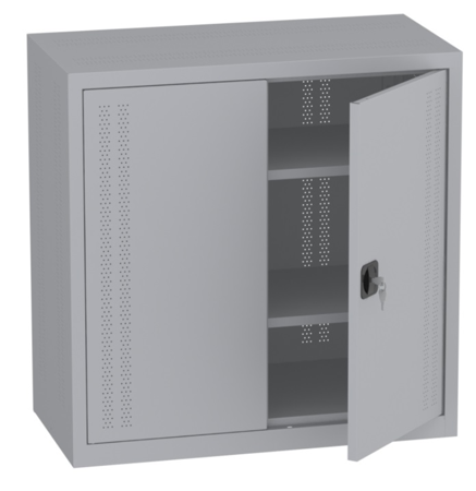 00150837 Szafa na serwery, 2 drzwi (wymiary: 1000x1000x500 mm)