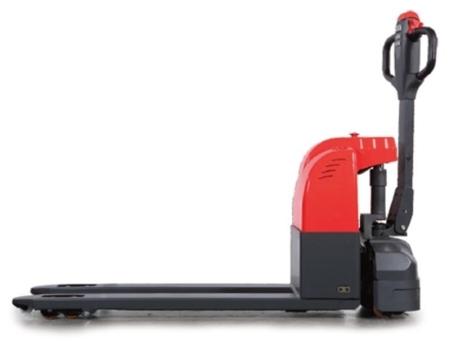 00546292 Wózek paletowy elektryczny z ręcznym podnoszeniem (udźwig: 1500 kg, długość wideł: 1150 mm)