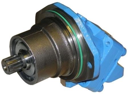 01538910 Silnik hydrauliczny wielotłoczkowy osiowy Hydro Leduc MSI32 (objętość robocza: 32 cm³, maksymalna prędkość ciągła: 6300 min-1 /obr/min)