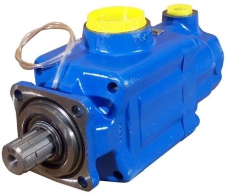 01539117 Pompa hydrauliczna tłoczkowa Hydro Leduc PA100 (objętość geometryczna: 104 cm³, maksymalna prędkość obrotowa: 1400 min-1 /obr/min)