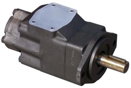 01539200 Pompa hydrauliczna łopatkowa dwustrumieniowa BV42G3821 AA86 (objętość geometryczna: 121,6 + 67,5 cm³, maksymalna prędkość obrotowa: 1800 min-1 /obr/min)