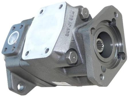 01539219 Pompa hydrauliczna łopatkowa B&C TQ04B25C203A z przekazaniem napędu (objętość geometryczna: 81,6 cm³, maksymalna prędkość obrotowa: 2500 min-1 /obr/min)