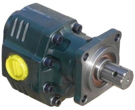 01539271 Pompa hydrauliczna zębata Hipomak Hydraulic DPAD30 3027 (objętość robocza: 27 cm³, prędkość obrotowa maksymalna: 2500 min-1 /obr/min)