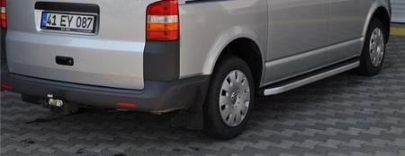 01655692 Stopnie boczne - Ford Transit Custom long (długość: 235 cm)