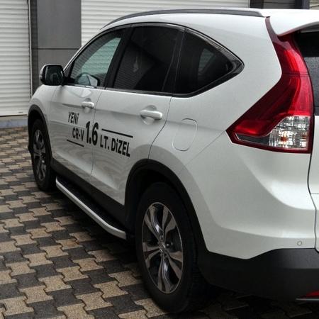 01655694 Stopnie boczne - Honda CRV 2012+ (długość: 171 cm)