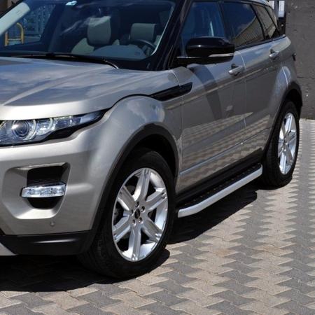 01655718 Stopnie boczne - Land Rover Discovery 4 (długość: 182 cm)