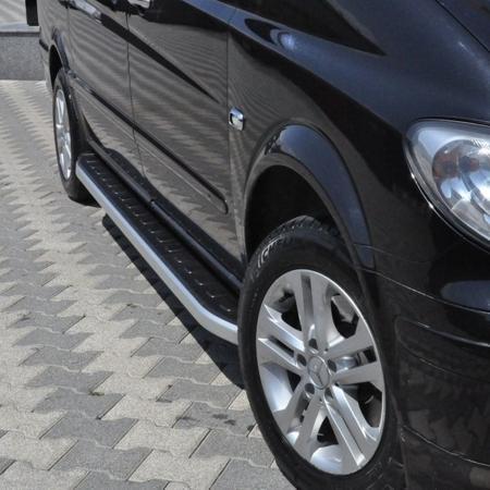 01655732 Stopnie boczne - Mercedes Vito W639 2004-2014 short/middle (długość: 238 cm)