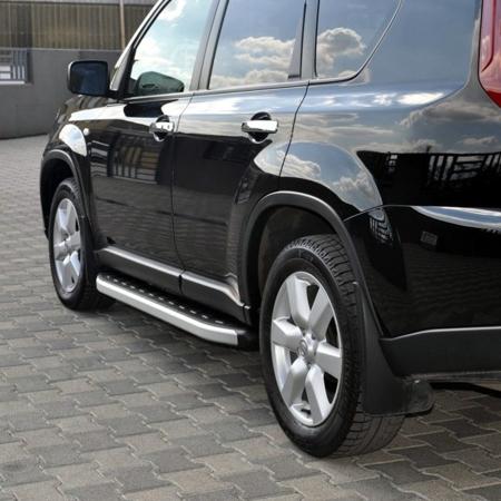01655740 Stopnie boczne - Nissan Murano Z50 2002-2007 (długość: 182 cm)