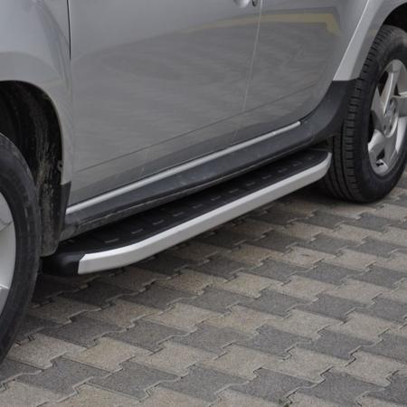 01655757 Stopnie boczne - Peugeot Expert 2007-2016 short (długość: 205 cm)