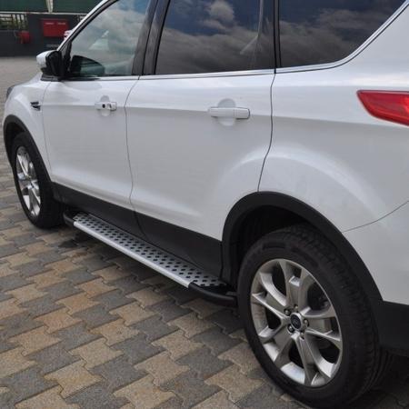 01656002 Stopnie boczne - Ford Kuga 2008-2012 (długość: 171 cm)