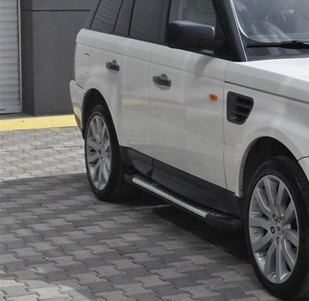 01656039 Stopnie boczne - Land Rover Range Rover Sport 2013- (długość: 182 cm)