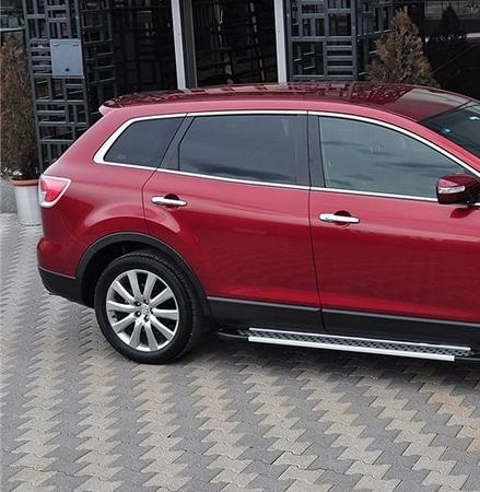 01656042 Stopnie boczne - Mazda CX-9 (długość: 193 cm)