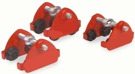 0301433 Wózek przejezdny do wciągnika PS-PTB 3,0t (udźwig: 3,0 T, szerokość belki jezdnej: 160-300mm)