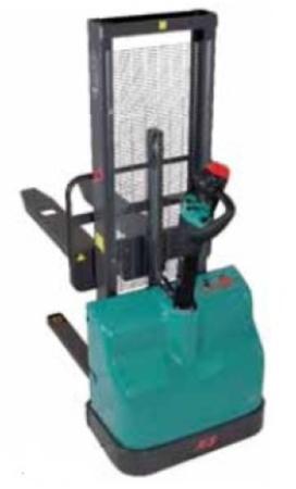 03046971 Wózek paletowy elektryczny XSLight Evo (udźwig: 1000 kg, długość wideł: 1150mm, wysokość podnoszenia: 1600mm)