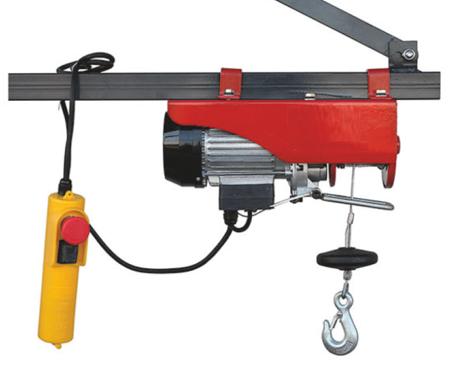 08126408 Wciągarka elektryczna linowa budowlana Camac Minor M-100 (udźwig: 100/200 kg)