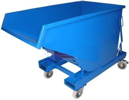 13340630 Wózek przechylny (nośność: 800 kg, pojemność: 600 L)