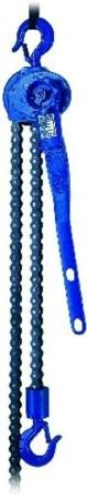 22021341 Wciągnik dźwigniowy z łańcuchem sworzniowym RZV/3.2t (wysokość podnoszenia: 3m, udźwig: 3,2 T)