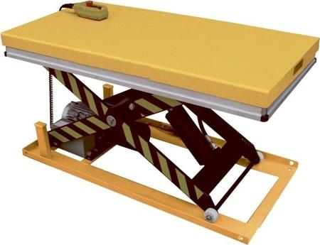 31026270 Stół podnośny elektryczny HW2011-Y (udźwig: 2000 kg)