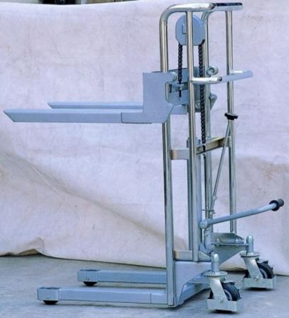 310500 Wózek podnośnikowy z wyciągarką ST400-1500 (udźwig: 400 kg)