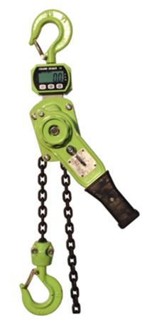 33948572 Wciągnik łańcuchowy z wagą HERO 2 (udźwig: 2000 kg, wysokość podnoszenia: 1,5 m)