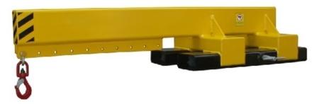 33948659 Trawers do wózka widłowego miproFork TWZ-S 2000 (udźwig: 2000 kg)
