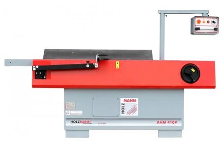44349898 Strugarko wyrówniarka Holzmann AHM 410P Stomana (szerokość obróbki: 410 mm, całkowita długość stołu: 2650 mm)