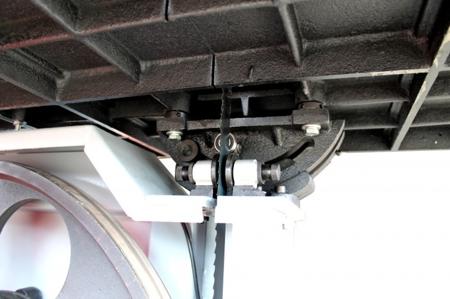 44349950 Piła taśmowa Holzmann HBS 810 (szerokość/wysokość cięcia: 800/500 mm, wymiary stołu: 1030x600 mm)