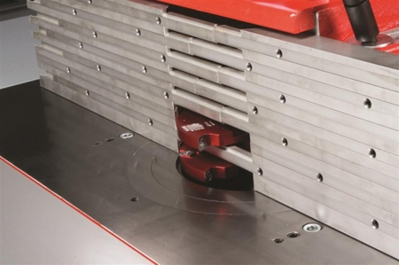 44349977 Urządzenie wielofunkcyjne Holzmann K5 410VFP 3000 Stomana (szerokość robocza: max. 410 mm)