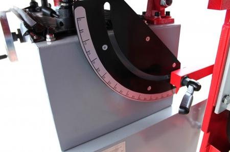 44349996 Szlifierka krawędziowa Holzmann KOS 2740 (wymiary taśmy: 2740x150 mm, wymiary blatu: 905x305 mm)