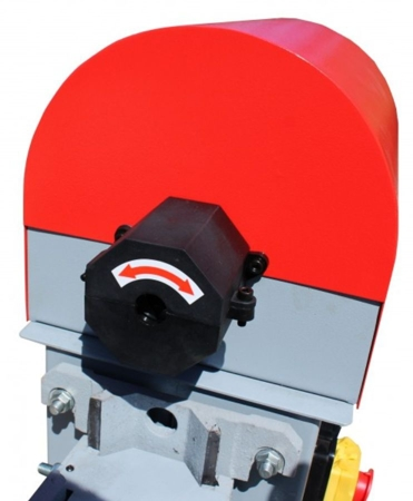 44350006 Wiertarka dłutarka do długich otworów Holzmann LBM 290 400V (max. szerokość wiercenia: 290 mm, max. głębokość nawiercania: 140 mm)