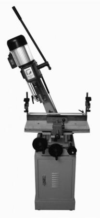 44350016 Wiertarko-dłutarka Holzmann STM 26S (max. głębokość wiercenia: 76 mm, wymiary stołu: 540x230 mm)