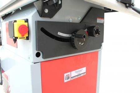 44350021 Tarczówka stolarska Holzmann TS 250F 400V (max. średnica tarczy: 250 mm, wymiary blatu: 680x800 mm)