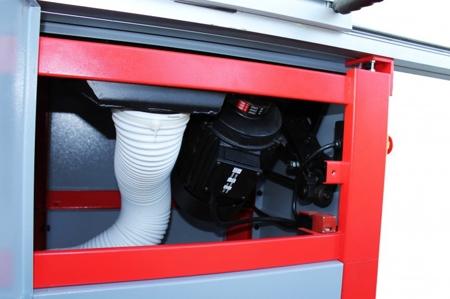 44350023 Tarczówka stolarska Holzmann TS 250F-1600 400V (max. średnica tarczy: 250 mm, wymiary blatu:  350x760 mm)