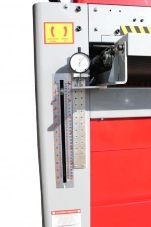 44350042 Szlifierka szerokotaśmowa dwu walcowa Holzmann ZS 970P 400V (max szer. szlifowania: 970 mm)