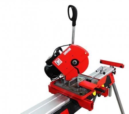 44350092 Mobilna piła do cięcia metalu Holzmann MKS 225 (średnica tarczy: 225 mm, moc: 1 kW)
