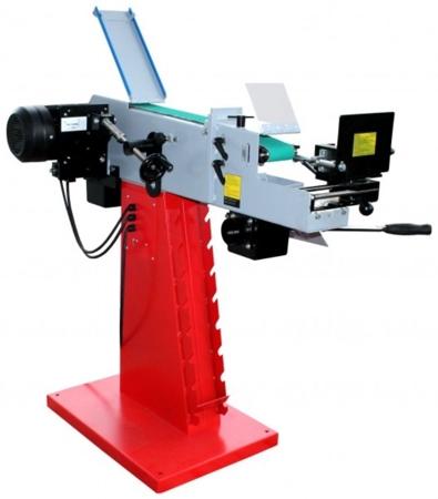 44353112 Kombinowana szlifierka taśmowa do metalu Holzmann MSM 100PRO (wymiary taśmy: 1000x200 mm, prędkość taśmy: 15/30 m/sek , moc: 2,5/3,3 kW)