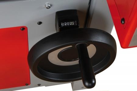 44353133 Strugarko-grubościówka Holzmann HOB 400V (szerokość/wysokość obróbki: 410/230 mm, długość blatu wyrówniarki: 1680 mm)