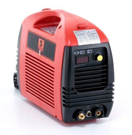45643379 Przecinarka plazmowa Stamos S-Plasma 50/Cut 50, 230V, 1-Fazowe (prąd cięcia regulowany: 20-50A. grubość /szerokość cięcia: 14 /1mm)
