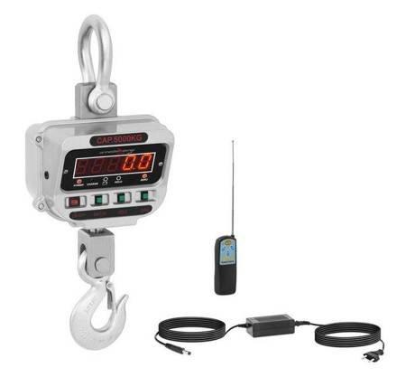 45643488 Waga hakowa Steinberg Systems SBS-KW-5TE LED (udźwig: 5T)