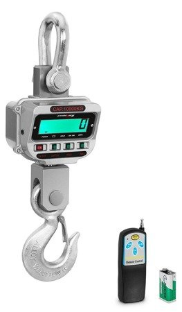 45643492 Waga hakowa Steinberg Systems SBS-KW-10TC LCD (udźwig: 10T)